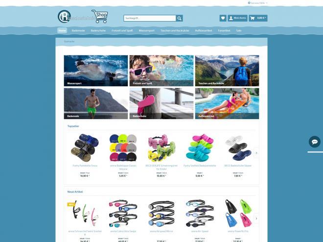 Bild des Shops